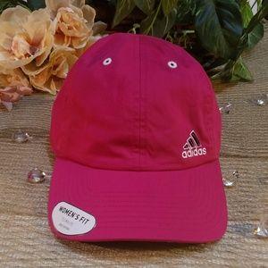 Bold Pink Adidas Cap